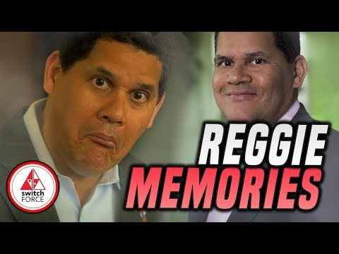 Our FAVORITE Reggie Memories from Nintendo History!