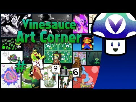 [Vinebooru] Vinny - Vinesauce Art Corner (part 896)