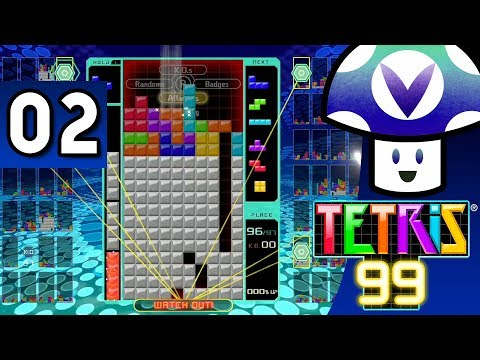 [Vinesauce] Vinny - Tetris 99 (part 2)