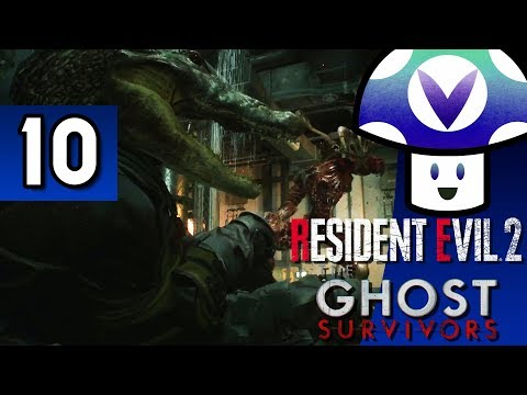 [Vinesauce] Vinny - Resident Evil 2: The Ghost Survivors (part 10)
