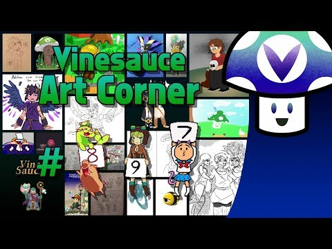 [Vinebooru] Vinny - Vinesauce Art Corner (part 897)