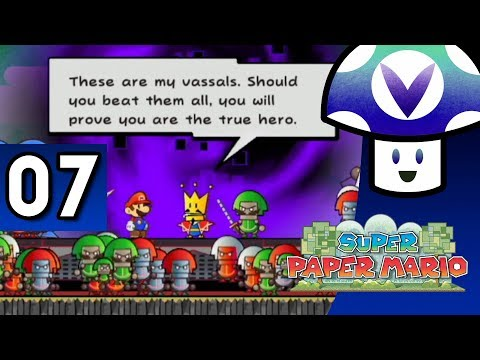 [Vinesauce] Vinny - Super Paper Mario (part 7)
