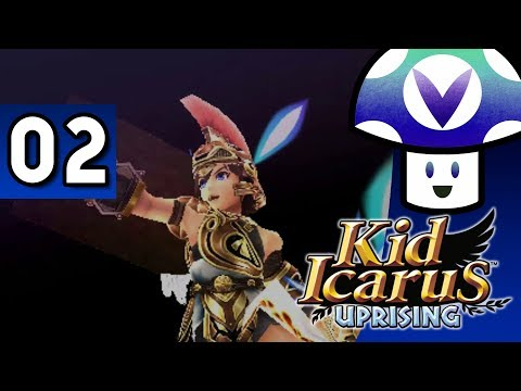 [Vinesauce] Vinny - Kid Icarus: Uprising (part 2)