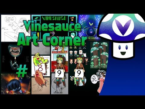 [Vinebooru] Vinny - Vinesauce Art Corner (part 899)