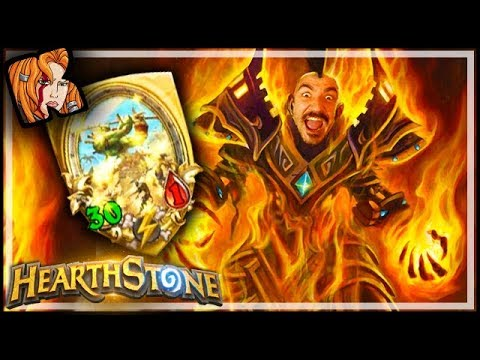 30 Attack Taunt?! The Weapon Breaker! - Rastakhan's Rumble Hearthstone