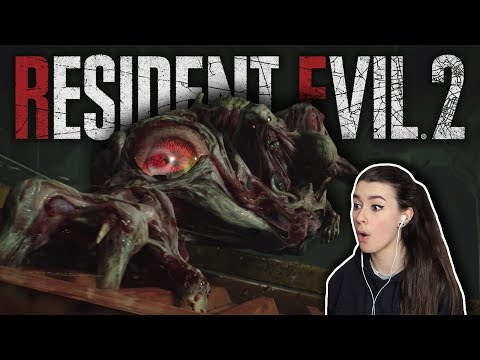YOU AGAIN?! | Resident Evil 2 Remake Gameplay | Leon A | Part 9