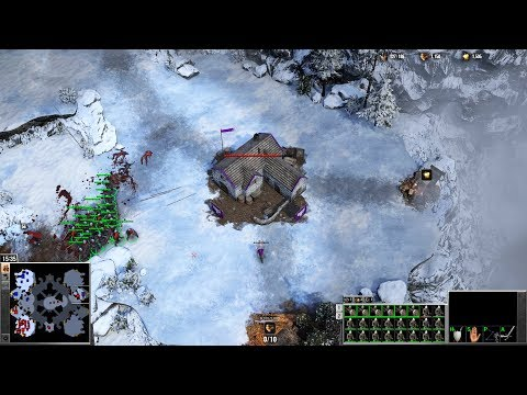 Bannermen Review    If Warcraft and Age of Empires had a baby...
