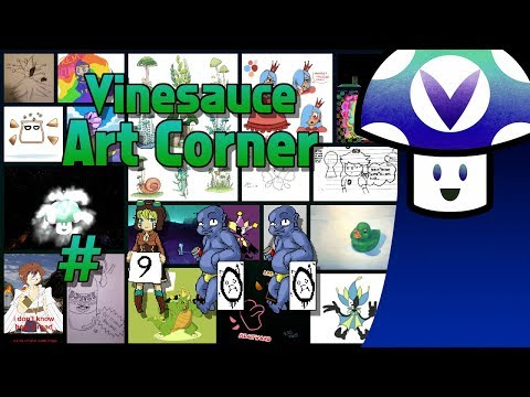 [Vinebooru] Vinny - Vinesauce Art Corner (part 900)