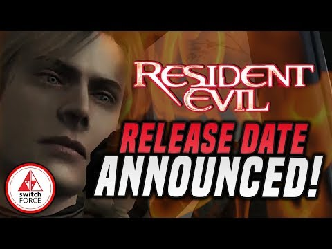 Resident Evil Switch Collection RELEASE DATE CONFIRMED for MAY! OUR THOUGHTS!