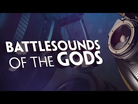 SMITE: Battlesounds of The Gods (feat. Finch)