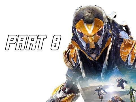 ANTHEM Walkthrough Gameplay Part 8 - Ranger Class  (PC Ultra Let's Play)