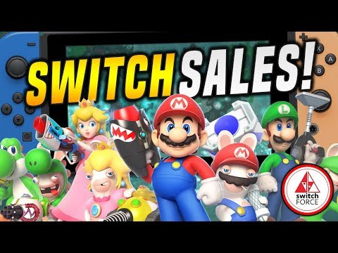 Nintendo's BEST Switch Games on SALE for CHEAP!