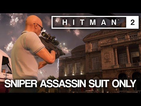 HITMAN™ 2 Master Difficulty - Sniper Assassin, Paris (Silent Assassin Suit Only)