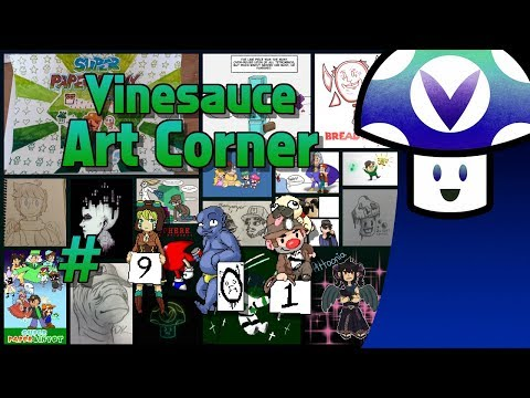 [Vinebooru] Vinny - Vinesauce Art Corner (part 901)