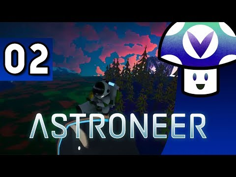 [Vinesauce] Vinny - Astroneer (part 2)