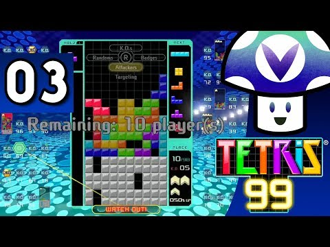 [Vinesauce] Vinny - Tetris 99 (part 3)