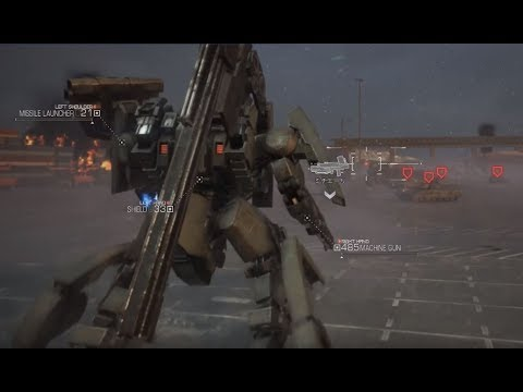 Left Alive New Wanzer Mech Gameplay Reveal Survival Action Shooter Game 2019