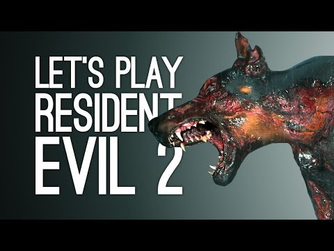 Let's Play Resident Evil 2 Remake: BAD DOGS 😢Episode 4