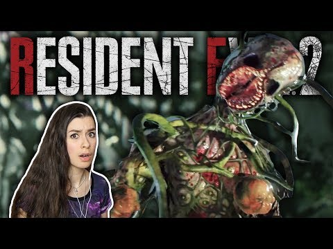PLANT ZOMBIES FROM HELL | Resident Evil 2 Remake Gameplay | Leon A | Part 10