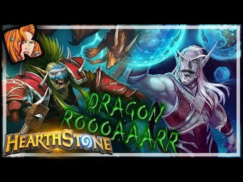 Victory Depends On The Mystery Dragon Box - Rastakhan's Rumble Hearthstone