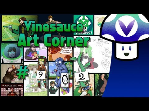 [Vinebooru] Vinny - Vinesauce Art Corner (part 902)
