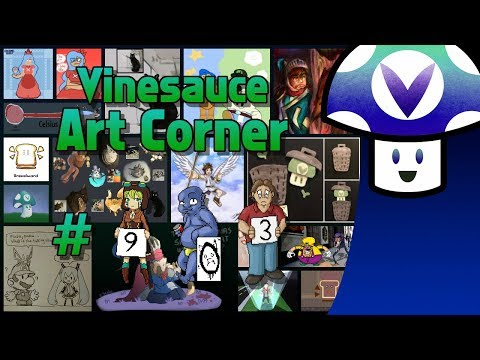 [Vinebooru] Vinny - Vinesauce Art Corner (part 903)