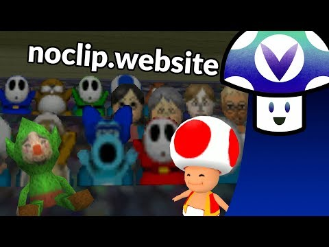 [Vinesauce] Vinny - noclip.website