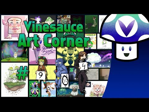 [Vinebooru] Vinny - Vinesauce Art Corner (part 904)