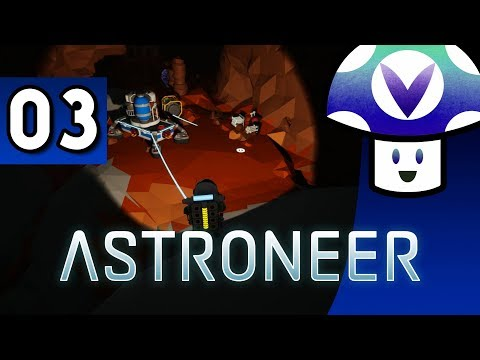 [Vinesauce] Vinny - Astroneer (part 3)