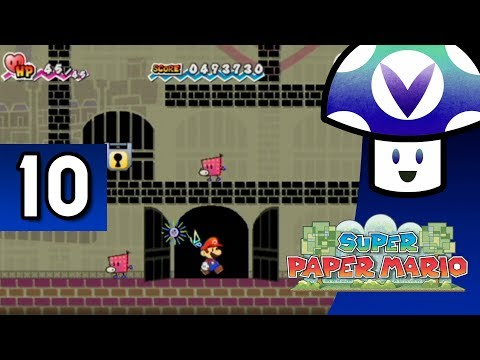 [Vinesauce] Vinny - Super Paper Mario (part 10)