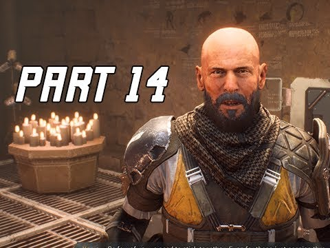 ANTHEM Walkthrough Gameplay Part 14 - Diggs (PC Ultra Let's Play)