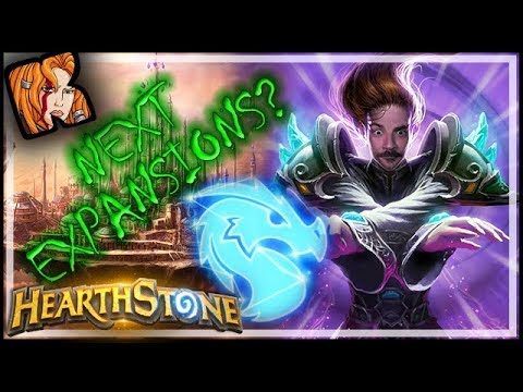 What Will The NEW EXPANSIONS Be? - Hearthstone Year of the DRAGON