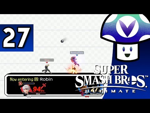 [Vinesauce] Vinny - Super Smash Bros. Ultimate (part 27)