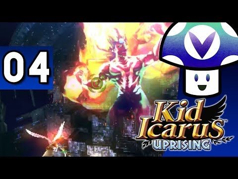 [Vinesauce] Vinny - Kid Icarus: Uprising (part 4)