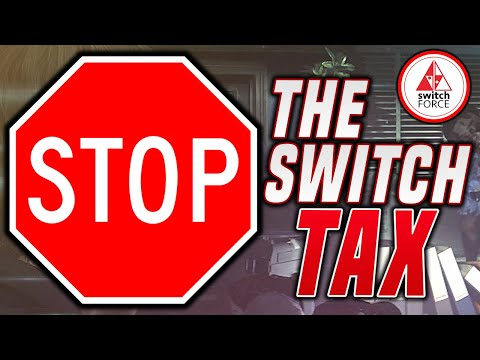 The Switch Tax HAS TO STOP! eShop Markups AND Overpriced Switch Games!
