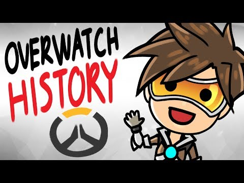 history of overwatch, kinda