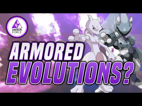 Pokemon Sword and Shield ARMORED EVOLUTIONS Might REALLY Be Happening....