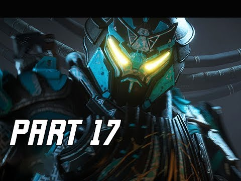 ANTHEM Walkthrough Gameplay Part 17 - Ranger (PC Ultra Let's Play)