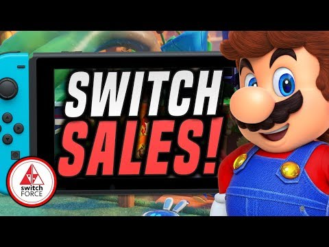 TONS of Nintendo Switch Sales Available NOW! eShop Switch Game Publisher Sale!