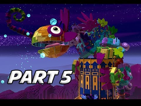 LEGO MOVIE 2 Gameplay Walkthrough Part 5 - Chameleon Boss (Video Game Let's Play)