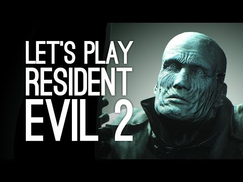 Let's Play Resident Evil 2 Remake: MR X IS EVERYWHERE Episode 5