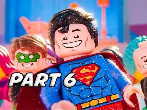 LEGO MOVIE 2 Gameplay Walkthrough Part 6 -  (Video Game Let's Play)