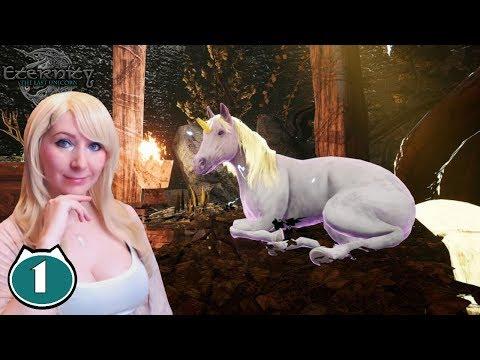 This Game Has UNICORNS! - Eternity: The Last Unicorn Walkthrough Gameplay Part 1