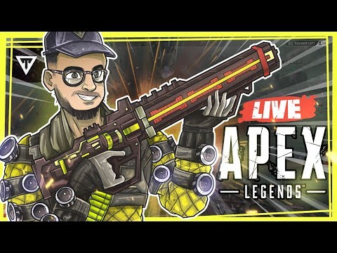 APEX LEGENDS w/ MY GIRLFRIEND! (Apex Legends LIVE Gameplay)