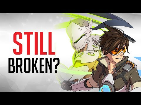 Top 10 Most BROKEN Combos in Overwatch