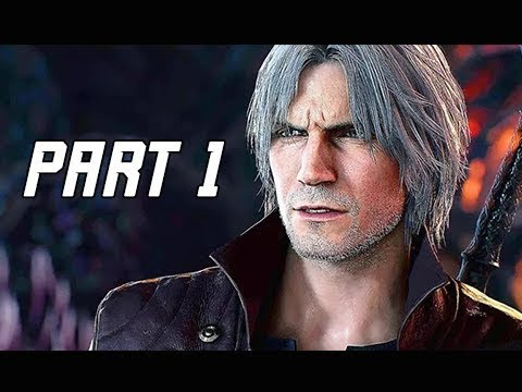 DEVIL MAY CRY 5 Gameplay Walkthrough Part 1 - Dante & Nero (DMC5 Let's Play Commentary)