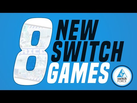 8 NEW Switch Games JUST ANNOUNCED!! (2019 Nintendo Switch Games)