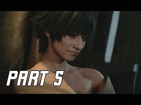 DEVIL MAY CRY 5 Gameplay Walkthrough Part 5 - GILGAMESH BOSS (DMC5 Let's Play Commentary)