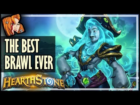 THE BEST BRAWL EVER! Miniatures + Brawliseum - Rastakhan's Rumble Hearthstone