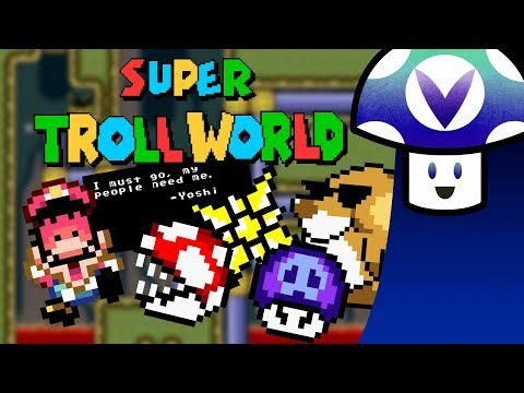 [Vinesauce] Vinny - Super Troll World